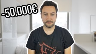 Comment j'ai perdu 50 000€ ?