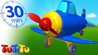 TuTiTu Sky High | Airplane | Toys For Toddlers | 30 Minutes Special