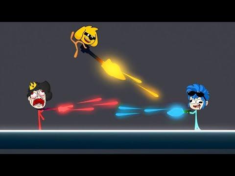 ¡si-te-rÍes-pierdes-nivel-stick-fight-2!-😂🏆-mikecrack-stick-fight-#2
