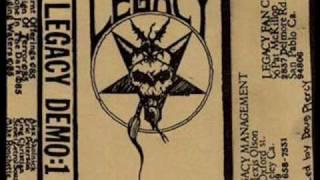 Testament / Legacy - Burnt Offerings (Demo:1)