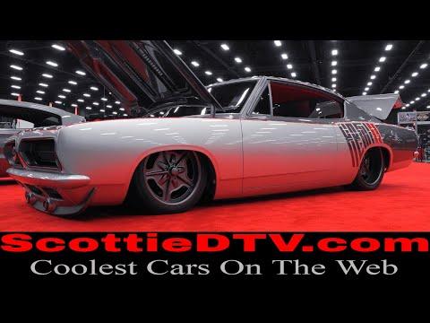 "1968 Plymouth Formula S Barracuda ""HEMI S"" Street Machine 2019 Pigeon Forge Rod Run"