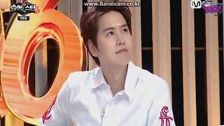 140822 슈퍼스타k 6 규현 심사위원 1 2 superstar k6 kyuhyun cut 1 2