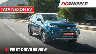 Tata Nexon EV Review | All Charged Up To Be Your Next SUV? | ZigWheels