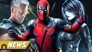 Cable & Domino Actors Rumored For Deadpool 2 FIRST LOOK