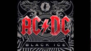 AC/DC Black Ice - Wheels