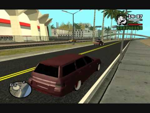 Gta / Grand Theft Auto San Andreas Super Cars