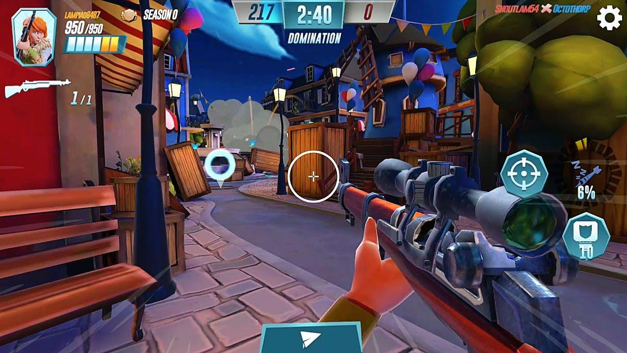 SAIU!!! 6 MELHORES JOGOS NOVOS OFFLINE E ONLINE NA PLAYSTORE 2018!!! (GAMES ANDROID)