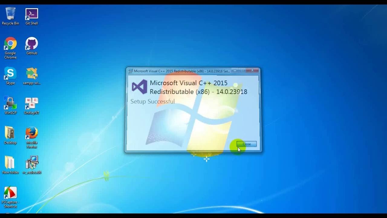 How to fix missing dll files in windows 8