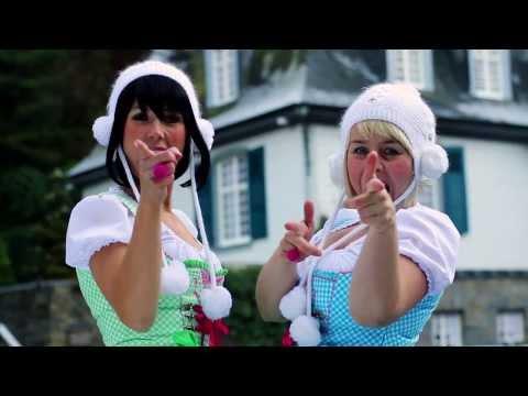 De Alpenzusjes - Hoemparapapa / Carnaval 2014