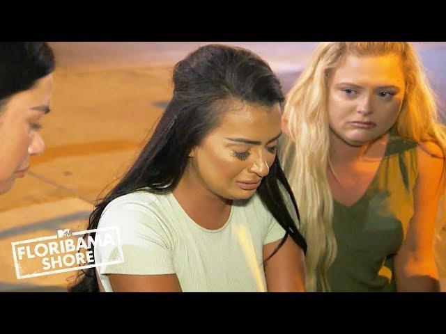 Nilsa\'s Emotional Trip To Nashville 😢 MTV Floribama Shore