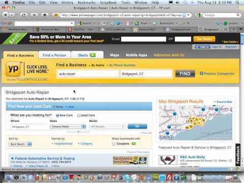 Local Cash Machines Part 3 - Registering A Domain Name