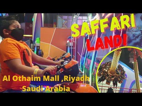 Top Indoor playground # Saffari Land# Al Othaim Mall Riyadh in Saudi Arabia