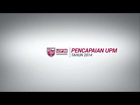Imbasan Pencapaian 2014 Universiti Putra Malaysia