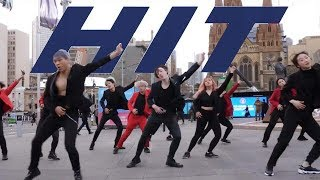 "[KPOP IN PUBLIC] SEVENTEEN (세븐틴) ""HIT"" Dance Cover & 2X Speed Challenge by OneForAll from AUSTRALIA"