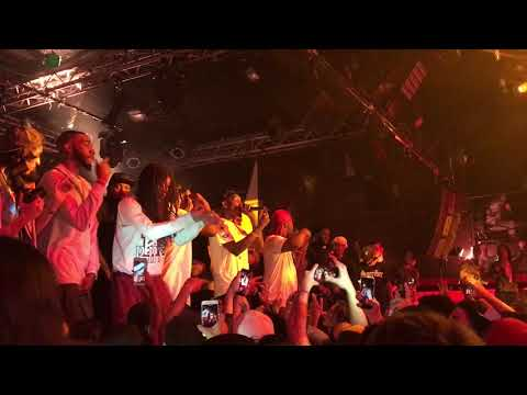 Feels so good by A$AP Mob @ Highline Ballroom NYC 8/25/2017