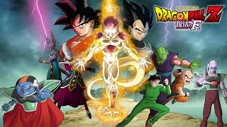 Dragon ball z: revival of 'f' - how does frieza come back? & new enemies!