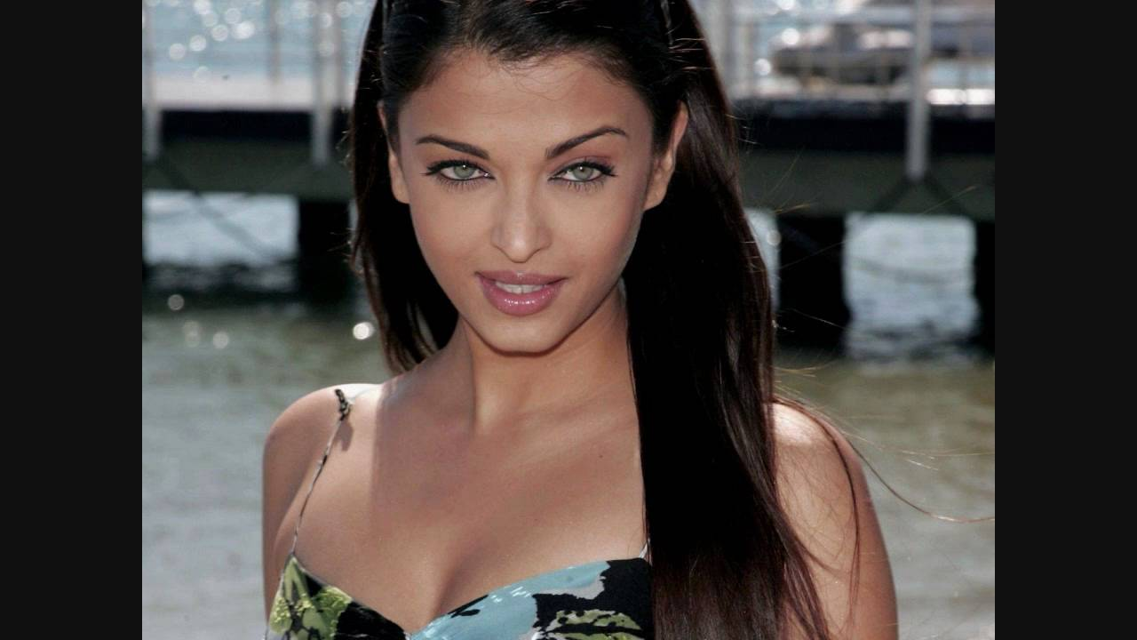 Aishwarya Rai Hd The Most Beautiful Woman On Earth -7738