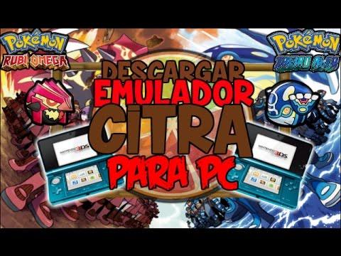 descargar pokemon x para pc en espaol con emulador