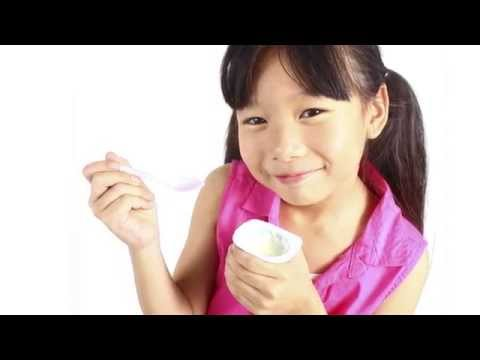 Weighing the Benefits of Yogurt for Kids