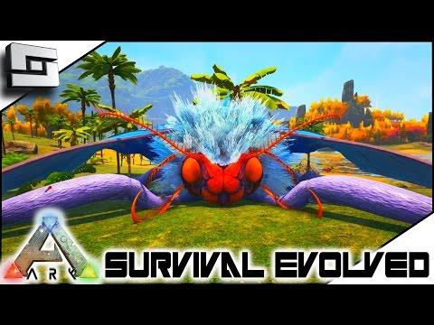 MODDED ARK: Survival Evolved - SUPER MOTH! E37 ( Ark Survival Evolved Gameplay )