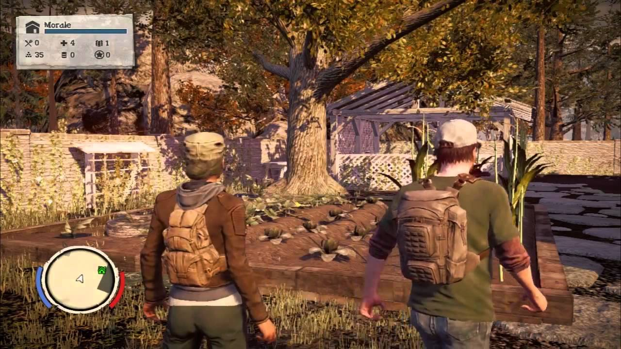 State of Decay [HD-720p] - Trailer: Building A Garden - YouTube