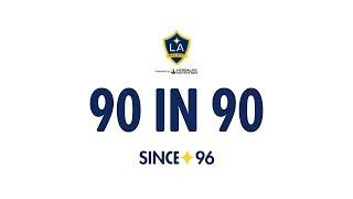 90 in 90 | #LAvRSL