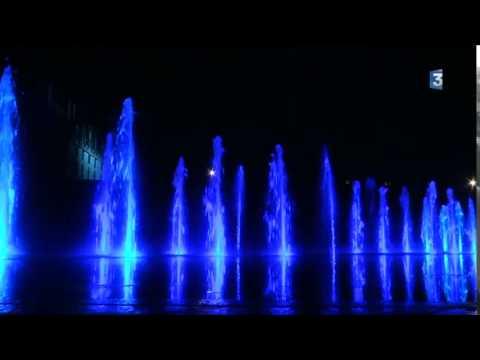 Le miroir d 39 eau nantes de nuit youtube - Table de nuit miroir ...