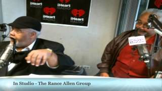 jhms the rance allen group interview pt 1