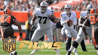 Raiders vs. Browns (Week 3) | Derek Carr vs. Josh McCown Mini Replay | NFL Films