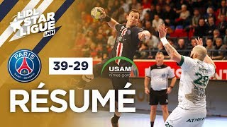 Paris/Nîmes | J18 Lidl Starligue 2019-2020 ● HANDBALL