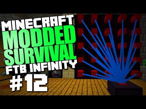 Minecraft Modded Survival #12