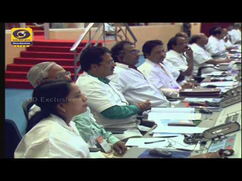 The Launch of GSLV-D6/GSAT-6 Mission from Sriharikota - Live