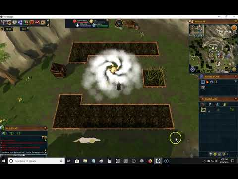 RuneScape How to Install and uninstall sprinkler mk1