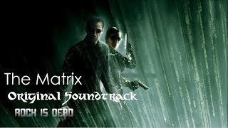 The Matrix ☆1999☆「Original Soundtrack」☆Full☆