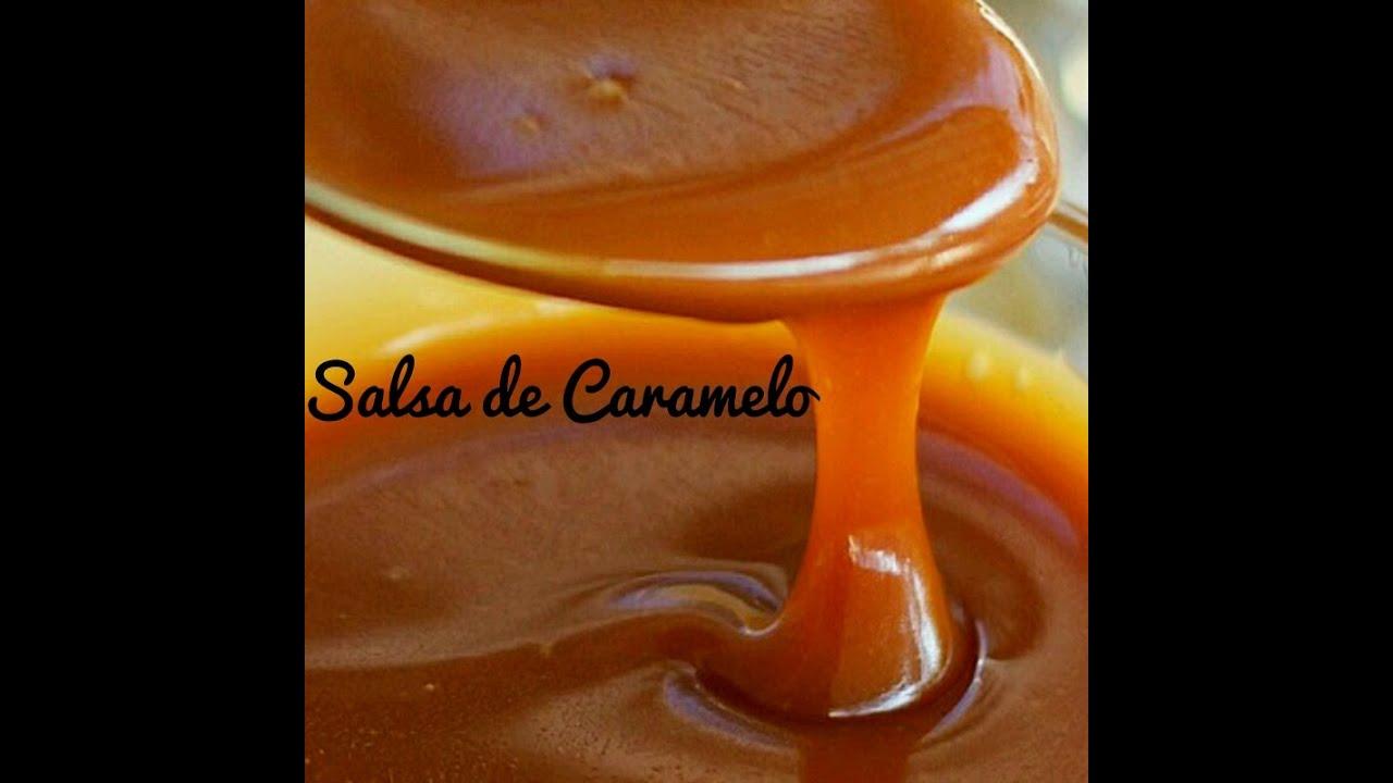 Como hacer salsa de caramelo para tus postres s per f cil - Salsas faciles de hacer ...