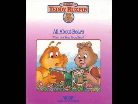 Teddy Ruxpin: A Koala Knows