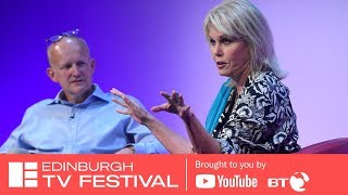 Joanna Lumley – It's all About Me on TV with Clive Tulloh | Edinburgh TV Festival 2018