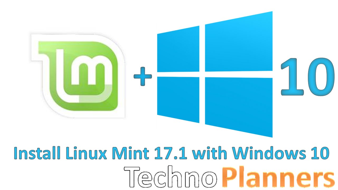 How to Install Linux Mint 17 1 with Windows 10