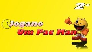 iDiguinGamePlays /Jogos Antigos 2°/ Deluxe Pacman