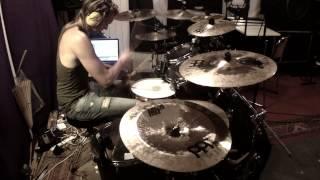 "F Widigs - Marduk - ""Serpent Sermon"" (drum cover)"