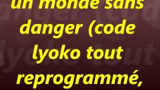 GENERIQUE DE CODE LYOKO