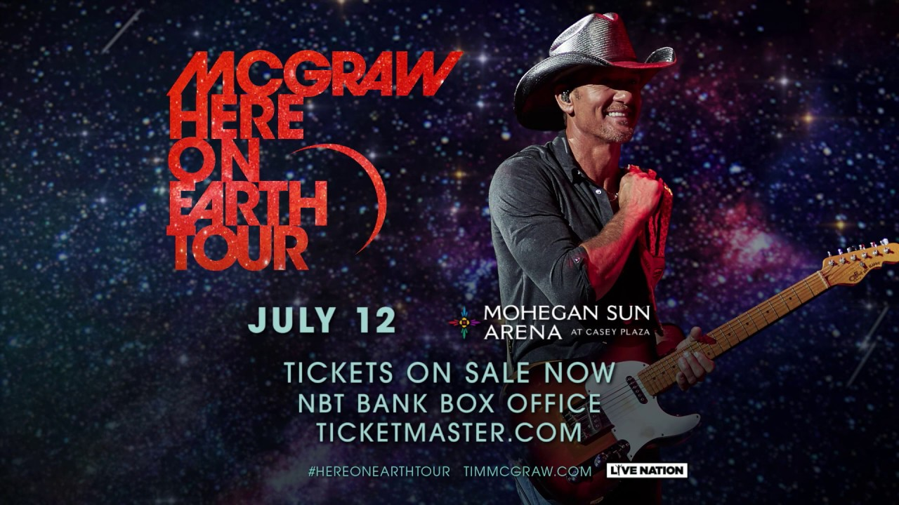 Tim McGraw Talks 'Here on Earth' Album, Being an Empty Nester: 'I ...