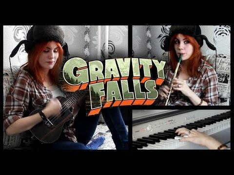 Песня Гравити Фолз - Violin cover в mp3 320kbps