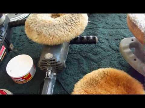 Car polishing (& grinding), Save time & $$$ (Dollars)