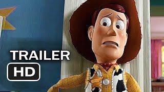 Toy Story 4 - 2018 Movie Trailer Parody