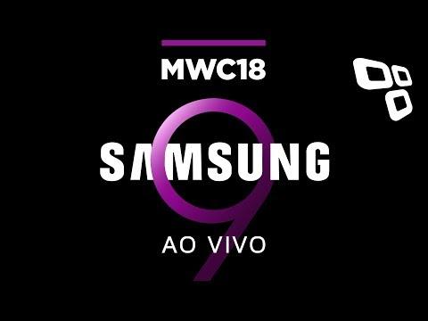Revelação do Samsung Galaxy S9: Galaxy Unpacked 2018 - TecMundo