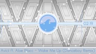 [RGS][Hands Up] Avicii ft. Aloe Blacc - Wake Me Up (Danceboy Remix) [Free Download]
