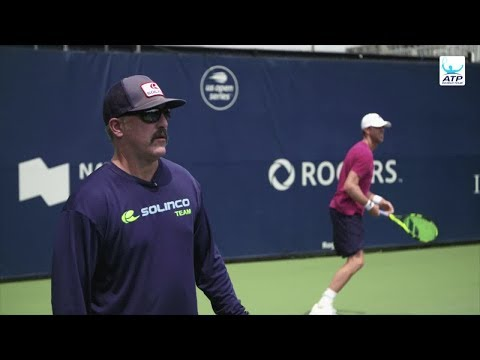 Uncovered: A Day In The Life Of ATP World Tour Coach Craig Boynton