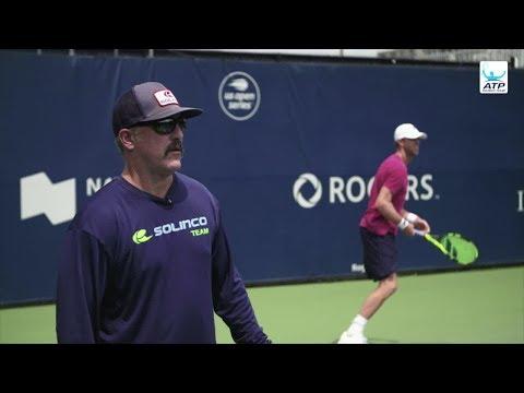 Uned: A Day In The Life Of ATP World Tour Coach Craig Boynton