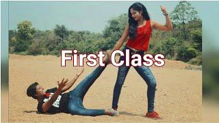 FIRST CLASS | VARUN DHAWAN | KALANK | Ankita Singh Dance Choreography  | Ft. Roma Gupta.